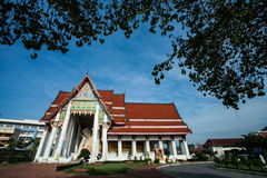Thailand reclining Buddha Royalty Free Stock Images