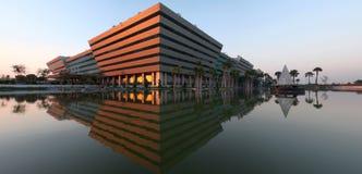 Thailand regeringkomplex Arkivfoton