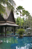 Thailand resort. Royalty Free Stock Photography