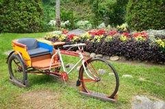 Thailand rickshaw three - wheeler Stock Images