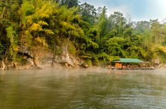 Thailand. River Kwai Royalty Free Stock Photos