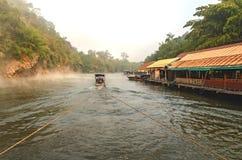 Thailand. River Kwai Royalty Free Stock Photo
