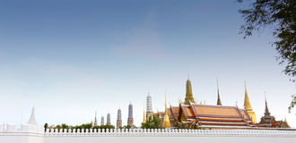 Thailand, Royal palace Royalty Free Stock Image