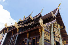 The thailand royal pavilion Royalty Free Stock Photos