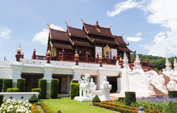 The thailand royal pavilion Stock Image