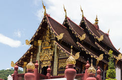 The thailand royal pavilion Royalty Free Stock Image