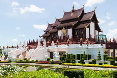 The thailand royal pavilion Stock Photo