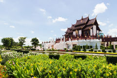 The thailand royal pavilion Stock Images