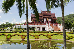 The thailand royal pavilion Royalty Free Stock Images