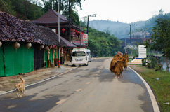 Thailand ruhig Stockfotos