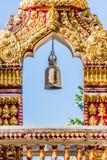Thailand sätta en klocka på arkivbilder