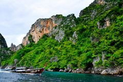 Thailand. `s amazing views in September Royalty Free Stock Photos