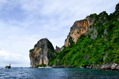 Thailand. `s amazing views in September Stock Images