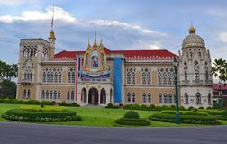 Thailand`s Government House. Royalty Free Stock Photo