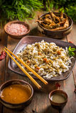 Thailand's national dishes Stock Image