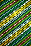 Thailand's pattern woven Royalty Free Stock Image