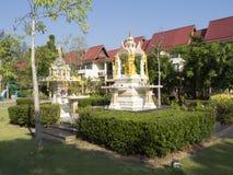 Thailand-Schrein Stockfotos