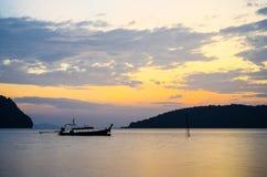 Thailand sea. Stock Photography