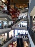 Thailand shoppinggalleria Fotografering för Bildbyråer