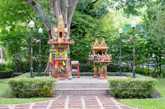 Thailand shrine Stock Image