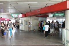 Thailand: Siam Station Royaltyfria Foton