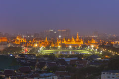 Thailand-Stadt Lizenzfreie Stockbilder
