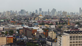 Thailand-Stadt Stockfotografie