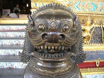 Thailand statue Royalty Free Stock Image