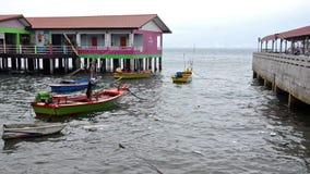 Thailand, stelthuizen stock footage