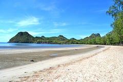 Thailand-Strände Stockfotos
