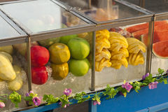 Thailand street fruit Stock Photography