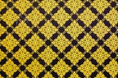 Thailand striped pattern Stock Photo
