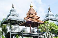 Thailand style garden Stock Photo
