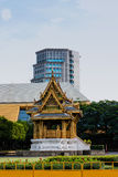 Thailand style pavilion. Royalty Free Stock Images