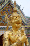 Thailand style sculpture of grand palace ,Bangkok Stock Photography