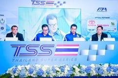 Thailand-Super-Reihe 2013 Lizenzfreie Stockfotografie