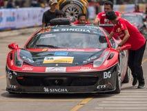 Thailand Super Series, Bang Saen 2017 Stock Photography