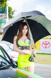 Thailand Super Series 2014 Royalty Free Stock Photography