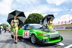 Thailand Super Series 2014 Stock Photos