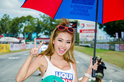 Thailand Super Series 2014 Royalty Free Stock Images