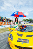 Thailand Super Series 2014 Stock Photography