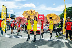 Thailand Super Series 2014 Royalty Free Stock Photos