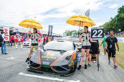 Thailand Super Series 2014 Royalty Free Stock Image