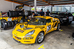 Thailand Super Series 2014 Race 3 Royalty Free Stock Photos