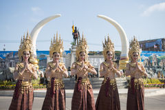 THAILAND SURIN ELEPHANT ROUND UP FESTIVAL Stock Photos