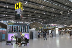 Thailand : Suvarnabhumi Airport Stock Photography