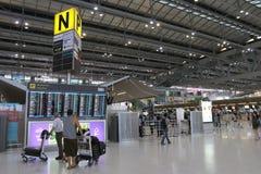 Thailand : Suvarnabhumi Airport Stock Photography