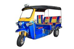 Thailand taxi Royalty Free Stock Image