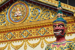 Thailand-Tempel Lizenzfreie Stockfotos