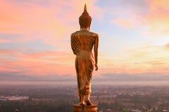 Thailand tempel i norden Royaltyfria Bilder